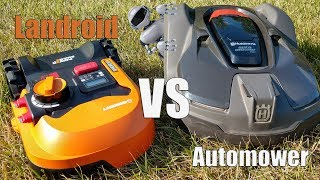 Why We Went With The Worx Landroid Over The Husqvarna AutoMower