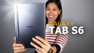 Samsung Galaxy Tab S6 Unboxing: Impressive!