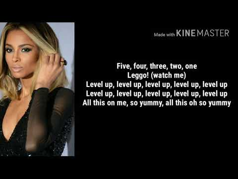 Ciara - Level Up (lyrics)