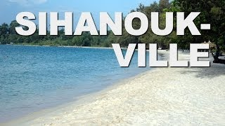 preview picture of video 'Sihanoukville, Cambodia's Beautiful Beach Town'