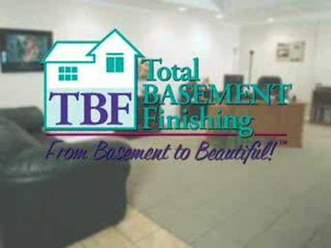 Total Basement Finishing provides a basement finishing system that is moisture and mold resistant. Our professionals are trained in basement finishing and have a unique understanding of finishing basements the most efficient way. We provide basement flooring and ceiling options that are completely waterproof as well as proper window and door trimming, helping your basement stay dry. Total Basement Finishing is the world's first and only basement finishing system specifically designed to be moisture and mold resistant.
