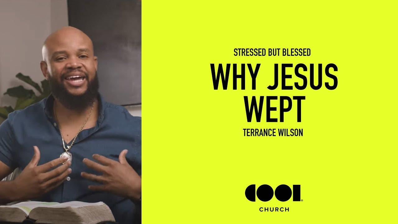 WHY JESUS WEPT Image