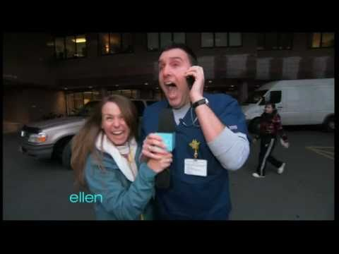 A Fan Gets Ellen's Birthday Invitation!