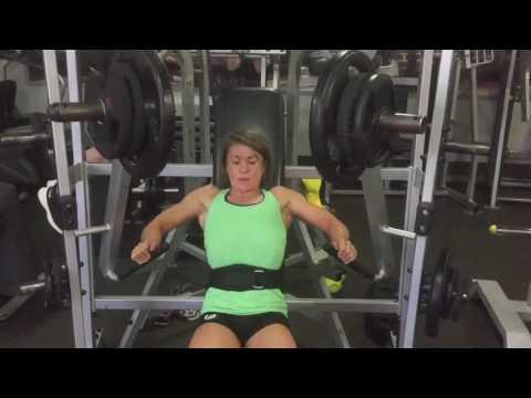 Ćwiczenia w celu łagodzenia bólu w mięśniach mięśnia gruszkowatego