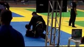 Campeonato Brasiliense Jiu-Jitsu 2011 - Federação Brasileira - etapa Ceilândia - Victor Lopes BJJC