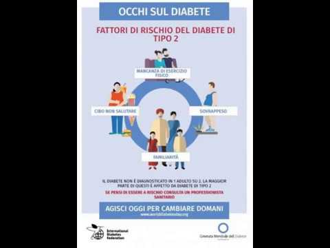 Dolore nel pancreas nel diabete