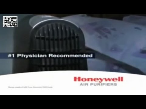 Honeywell HFD-120-Q QuietClean Tower Air Purifier