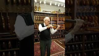 za njom cville violin - TH-Clip