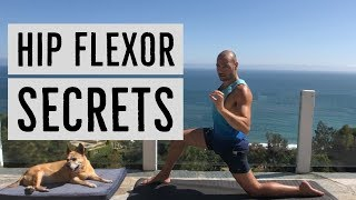Top 5 Ways to MAXIMALLY Stretch Your HIP FLEXORS in Yoga Class