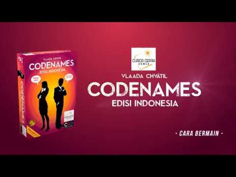 Codenames Edisi Indonesia