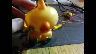 CircuitbentKISUKEおじゃる丸のキスケ