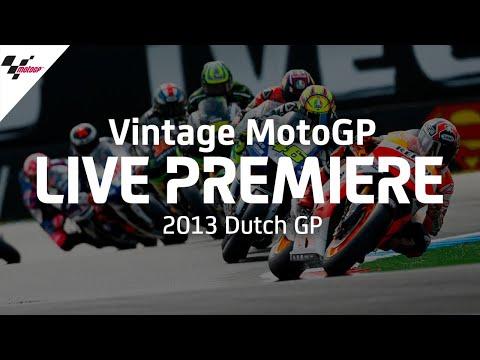 MotoGP 2013年に行われたMotoGP DutchGP レースフル動画