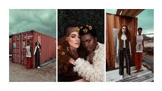 Fashion Editorial Photoshoot (Behind The Scenes) | #UglyLocationChallenge