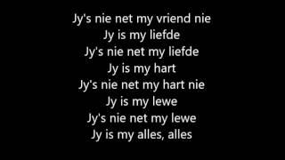 My Alles By Bobby Van Jaarsveld