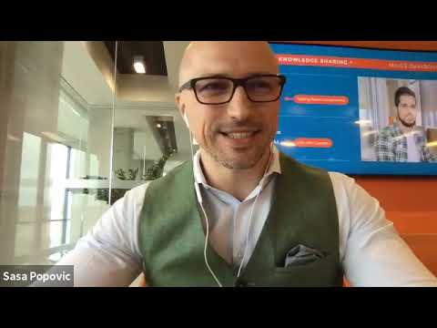 Video: How to keep your workplace happy despite COVID-19 - positive sharing