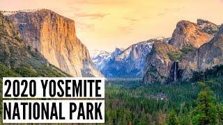 Yosemite National Park DAY PASS (Pandemic Getaway 2020)
