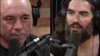 Russell Brand Asks Joe About TRT