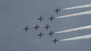 2019 Atlantic City Airshow - RAF Red Arrows