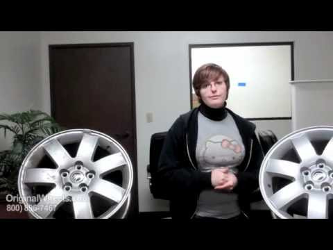 Grand Marquis Rims & Grand Marquis Wheels - Video of Mercury Factory, Original, OEM, stock used rim