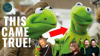 Muppets Now & Comparisons With Kermit's New Voice