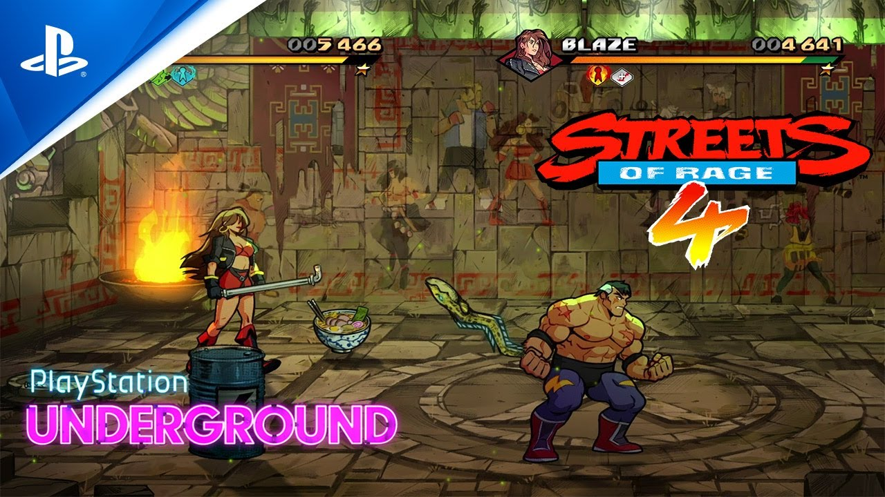 Streets of Rage 4's new Survival mode launches July 15: find out how it was created