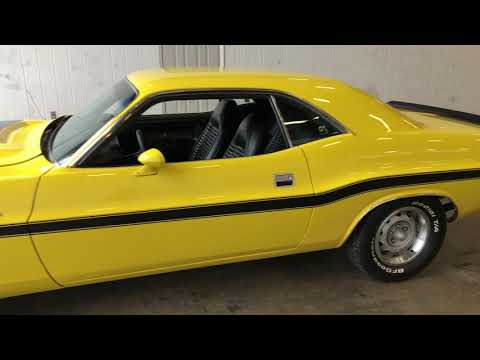 Video of '70 Challenger - PCT2