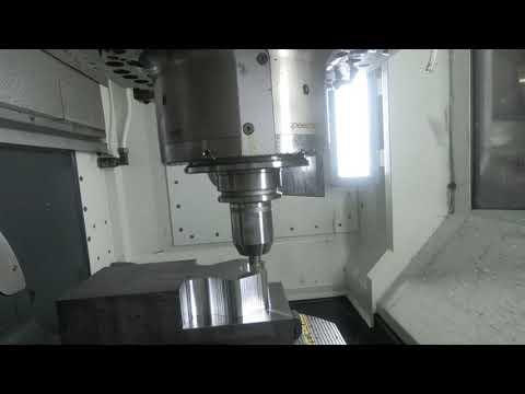 MD133 - Dynamisches Schruppen im Walter Prototyp Entwicklungs-Labor