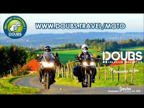 Teaser le Doubs au Salon du 2 roues (Lyon Eurexpo), du 13 au 16 février 2020