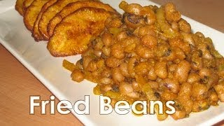 Nigerian Fried Beans | All Nigerian Recipes