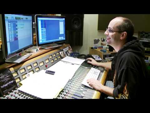 Day In The Life: Audio Engineer