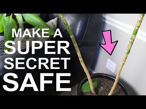 How To Make A Super Secret Safe – For Less Than $3