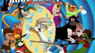 Bugs Bunny Lost in Time music - Guess who needs a kick start