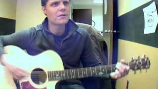 """Figuring out """"The Anchor Holds"""" on Acoustic Guitar"""