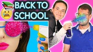 Following Troom Troom's BAcK tO sChOoL Pranks on Teacher! + TUITION GIVEAWAY