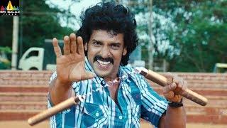 Kalpana Movie Upendra Introduction Action Scene | Lakshmi Rai, Sai Kumar | Sri Balaji Video