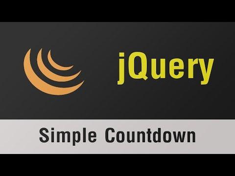 تعلم jQuery القائمة #2 الفديو #3
