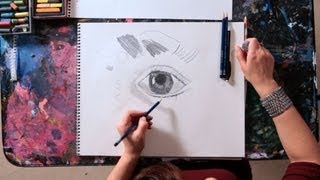 How To Draw A Realistic Eye | Drawing Tutorials
