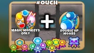 BTD 6 - How to Level Up Fast! Deflation Mode on Expert Maps