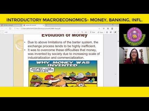 INTRODUCTORY MACROECONOMICS- MONEY, BANKING, INFL. By - NEHA ATRI