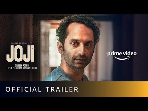 Joji movie trailer - Fahadh Faasil, Dileesh Pothen