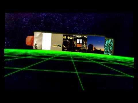 """Oil 10 - Trailer of """"RetroFuture"""""""