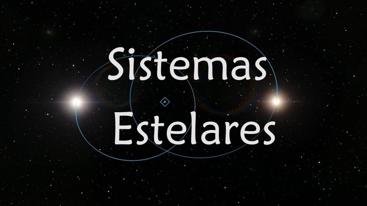 ¿Como se agrupan las Estrellas? - Sistemas Estelares