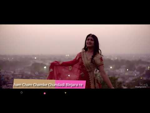 Satarangi Rajasthan   Full Lyrics Song 2018   Priyanka Barve   Hemang Joshi   Hariprem Films