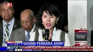 Breaking News Ahok Sangat Dikriminalisasi