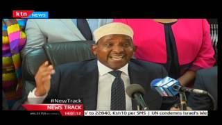 Duale challenges Raila to provide evidence that non-Kenyans were being registered as voters