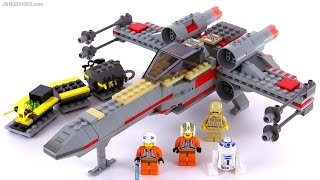 LEGO Star Wars original X-Wing from 1999! set 7140