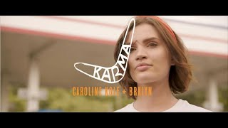 Caroline Kole   Karma (feat. BRKLYN) (Official Video)