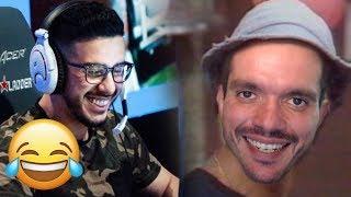 CS:GO - COLDZERA CHAMANDO GAULES DE SEU MADRUGA & FER MORRENDO NA FACA!! (Twitch Clips #34)