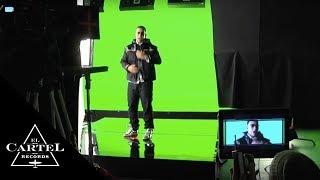 Detras de las camaras del video La Despedida (Behind the Scenes)