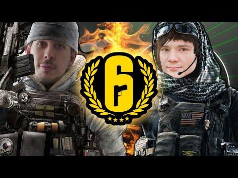 Rainbow Six Siege - AH vs Hat Films [Spliced Perspectives]